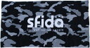 SFIDA スフィーダ sfida バスタオル01 BLACK 60×120