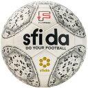 スフィーダ sfida INFINITO II PRO 4号球 WHITE BSF-IN11