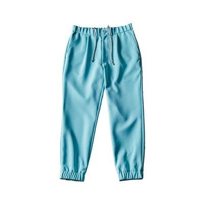 イロウム ドローストリングパンツ RM01011 ブルーグリーン