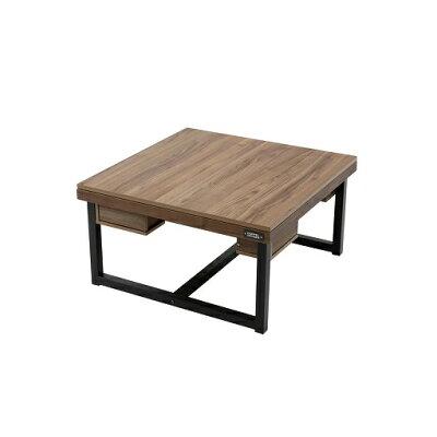 ドッペルギャンガー  DOPPELGANGER シークレット麻雀卓 コーヒーテーブル DDS490-BR  ブラウン