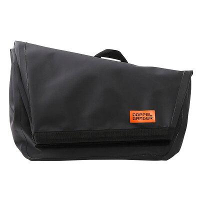 DOPPELGANGER ドッペルギャンガー サドルバッグ・サイドバッグ ターポリン シングルサイドメッセンジャーバッグ