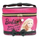 バービー 化粧品ケース サテンバスティポーチ フューシャピンク2017 Barbie