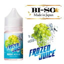 BI-SO ビソー ビーソ Frozen Juice マスカットメンソール 30ml 電子タバコリキッド