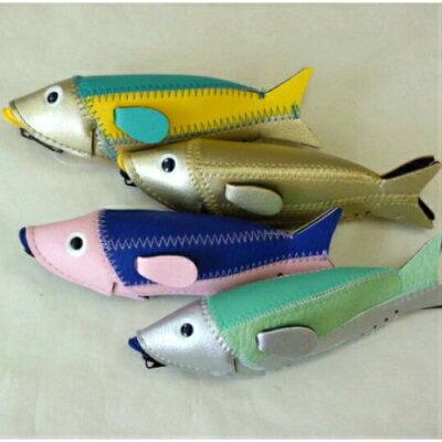 ミニ フィッシュケース MINI FISH CASE キーケース