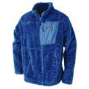 LITTLE PRESNTS フリースジャケット カラー:ブルーミックス サイズ:M 品番:JK-12