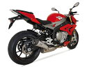 BMW S1000RR REMUS HYPERCONE e-Approved スリップオンサイレンサー ヒートガード付