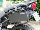 BUMOT ビュモト その他外装関連パーツ ツールボックス カラー:シルバー Tiger800