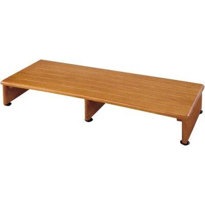 木製収納付き玄関台 90cm幅 03522(1台)
