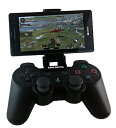 スマホがゲーム機に変身ゲームクリップ for スマートフォン Ver.PS3 DUALSHOCK3 ブラック