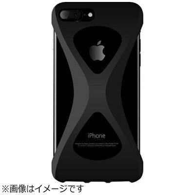 ECBB iPhone 7 Plus用 Palmo ブラック PALMO7PB