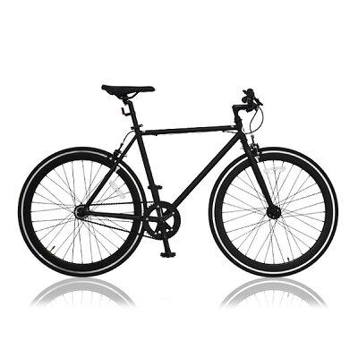 アニマート 700C PISTO ブラック