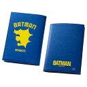 バットマン ICカードポケット付き ブックカバー バットマン IN-WBCA6/BM