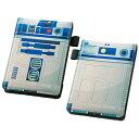 スターウォーズ STAR WARS ICカードポケット付メモパッド R2-D2 IN-SWA11/RD