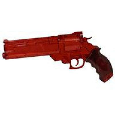 劇場版トライガン BADLANS RUMBLE より ヴァッシュの銃 ウォーターガン クリアレッドカラー グッズ