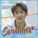 Summer(通常盤 MINWOO Edition)/CD/OKCK-02008