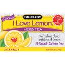 ビゲロー アイラブレモン 1.8g×20ティーバッグ