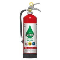 モリタ宮田工業 強化液 中性 蓄圧式液体消火器 セーフミスト VF3