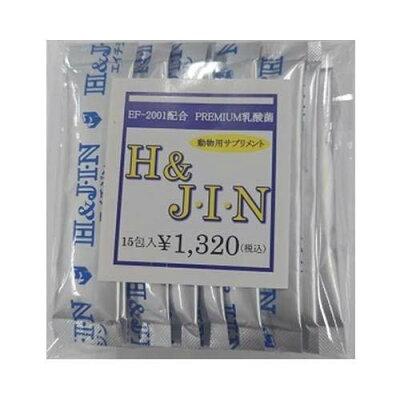 pet ef-2001 配合brm免疫乳酸菌 jin  動物用乳酸菌食品    15包入