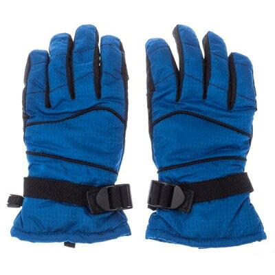 スキー5指手袋 #es 30 ブルー色 サイズjm ブルー色サイズjm es 30 bljm