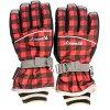 エァウォーク AW スキー5指手袋 AWー6222 レッド サイズ=L  レッドサイズ=L AW 6222 RDL