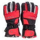 エァウォーク AW スキー5指手袋 AWー7121 レッド サイズ=JL  レッドサイズ=JL AW7121 RDJL