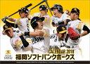 卓上 福岡ソフトバンクホークス カレンダー 2018 年 A5サイズ平成30年
