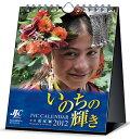 卓上いのちの輝き (2012年 カレンダー)/