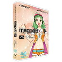 INTERNET/インターネット VOCALOID 4 Library Megpoid V4 Power