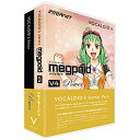 INTERNET/インターネット VOCALOID 4 Starter Pack Megpoid V4 Power