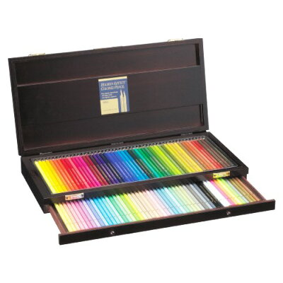 ホルベイン ホルベイン 色鉛筆 100色 セット 木函