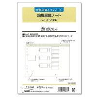 日本能率協会 リフィル ロンリテンカイノート A5-906 単位:サツ