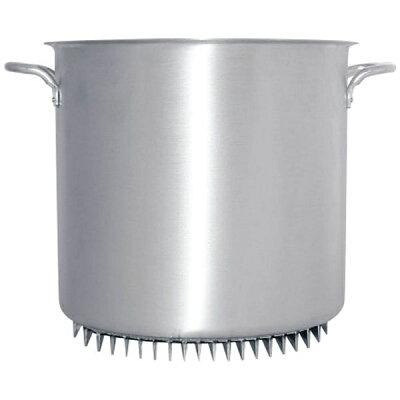 杉山金属 アルミ エコライン寸胴鍋 蓋無 33cm