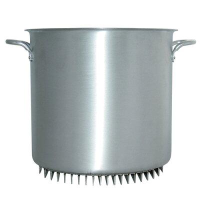 アルミ エコライン寸胴鍋 蓋無 51cm