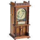 日本電産サンキョー商事 オルゴール ミニアンティーク 古典円盤オルゴール おじいさんの古時計