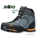 シリオ 登山靴 SIRIO046(グレイ)P.F.46(PF46)