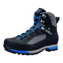 シリオ 登山靴 P.F.431 / アスファルト×ブルー