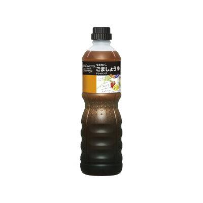 味の素 業 「セミセパごましょうゆDR」1Lボトル