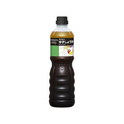 味の素 業 「セミセパゆずしょうゆDR」1lボトル