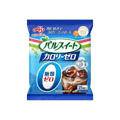味の素 パルスイートカロリーゼロ液体ポーション15個入