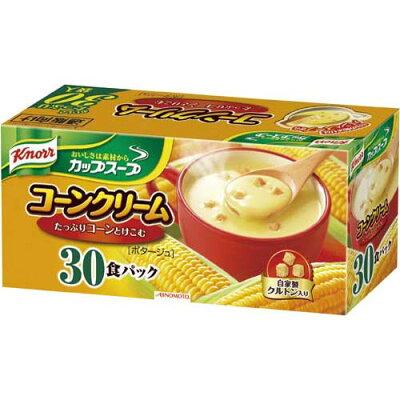 味の素 クノールカップスープ コーンクリーム 30P
