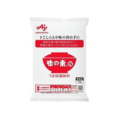 味の素 味の素KK 業務用 「味の素 S」1kg袋