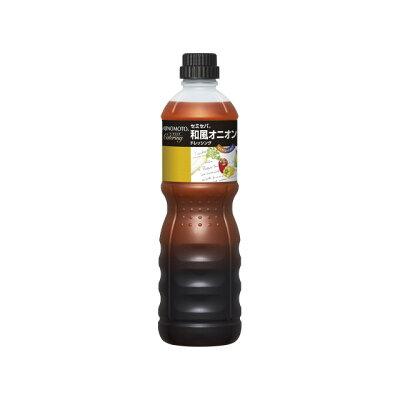 味の素 業 「セミセパ和風オニオンDR」1Lボトル