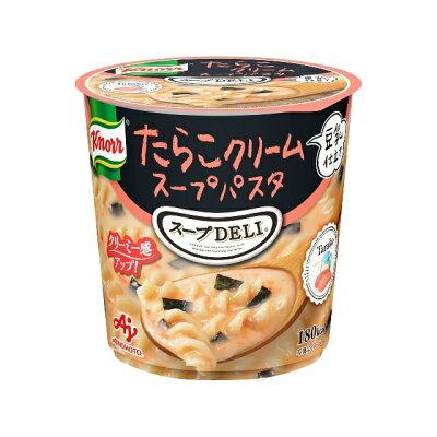 味の素 クノールスープDELI たらこクリームパスタ