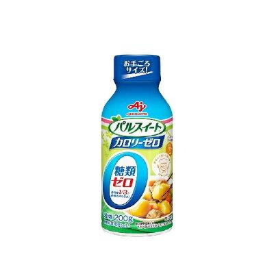 味の素 パルスイートカロリーゼロ液体タイプ200gボトル