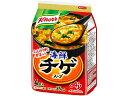 味の素 クノール 海鮮チゲスープ4食入袋