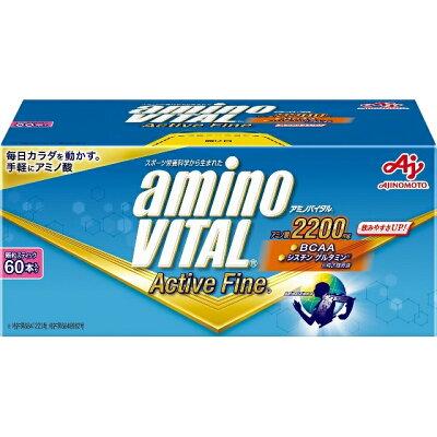 味の素 味の素「AVアクティブファイン」60本入箱