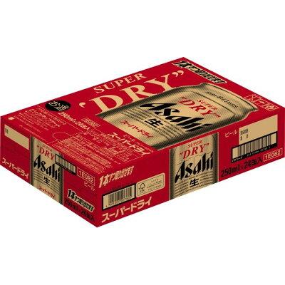 アサヒビール スーパードライ缶250