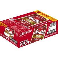 アサヒ 本生 ドラフト 缶 350X24