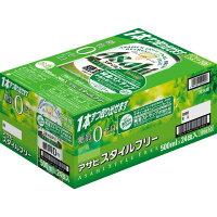 アサヒ スタイルフリー 缶 デザインキャンペーンカートン 500X24