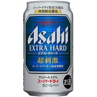 アサヒ スーパードライ エクストラハード 6缶 CPパック 350X24